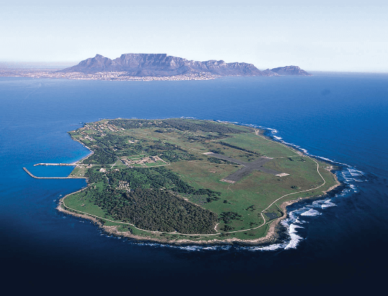 Robben Island & City Tour