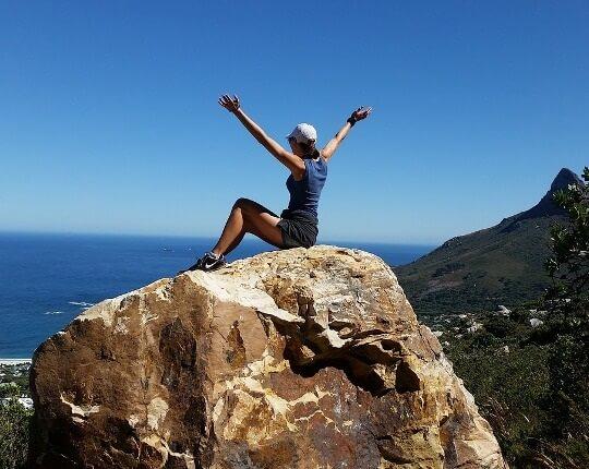 Hiking Table mountain & City tour
